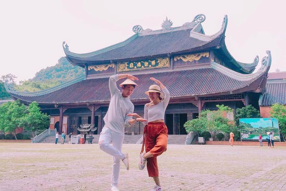 Tour du lịch Bái Đính - Tràng An 1 ngày giá rẻ từ Hà Nội - Bigtravel.vn