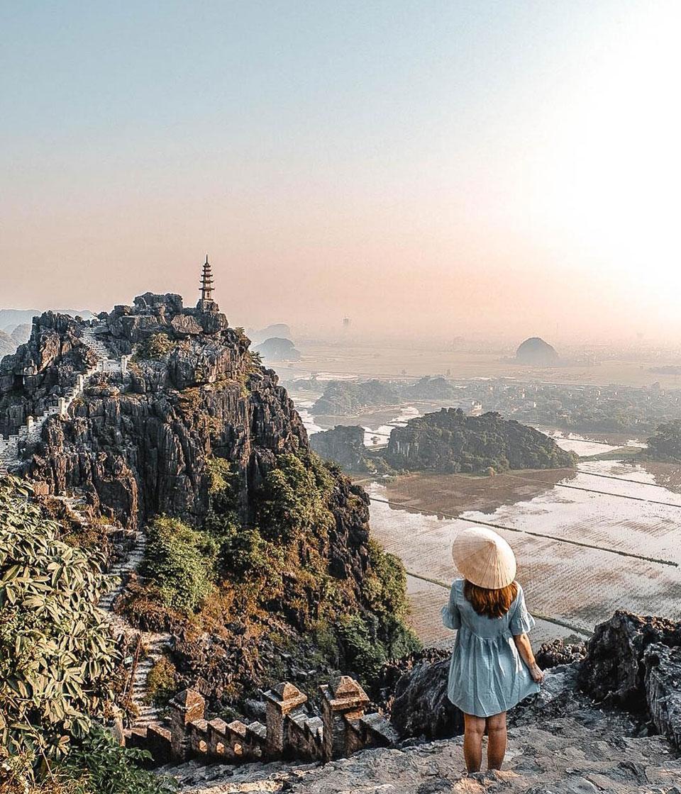 Kinh nghiệm đi du lịch Hang Múa (Ninh Bình) đầy đủ nhất - Bigtravel.vn