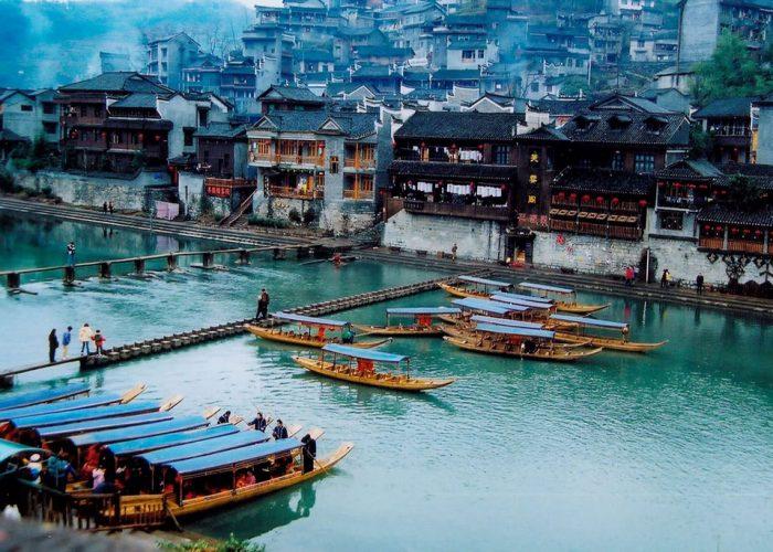 Tour du lịch Trương Gia Giới - Phượng Hoàng Cổ Trấn (6N5Đ) giá rẻ