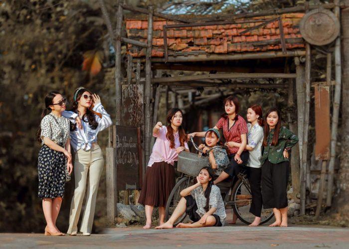 Tour du lịch Làng Cổ Đường Lâm - Vạn Phúc 1 ngày - Bigtravel.vn