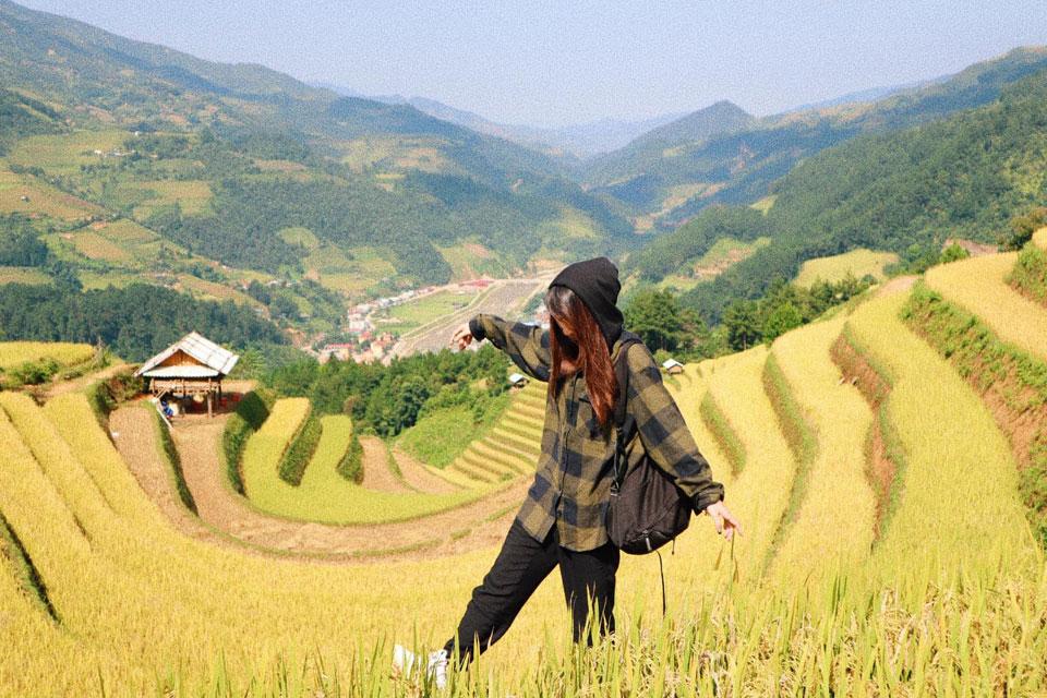 Tour du lịch Mù Cang Chải 2 ngày 1 đêm giá rẻ mùa lúa chín - Bigtravel.vn
