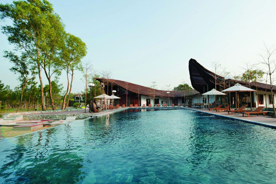 Voucher Resort 5 Sao Flamingo Đại Lải 2020 - Bigtravel.vn
